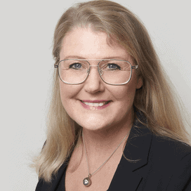 Dr. Marie Sandström, Chief Operations Officer, Deputy CEO