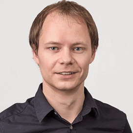 Markus Seltmann, Analyst Consultant, Systems Architecture